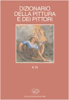 Copertina del libro Dizionario della pittura e dei pittori: III. K-N di VV.