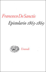 Copertina del libro Epistolario V: 1863-1869 di Francesco De Sanctis