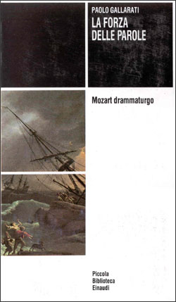 Copertina del libro La forza delle parole di Paolo Gallarati