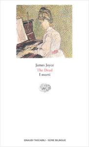 Copertina del libro The Dead. I morti di James Joyce