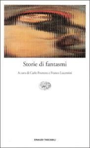 Copertina del libro Storie di fantasmi