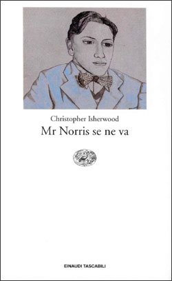 Copertina del libro Mr Norris se ne va di Christopher Isherwood