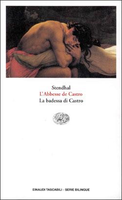 Copertina del libro L'Abbesse de Castro. La badessa di Castro di Stendhal
