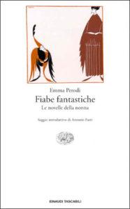 Copertina del libro Fiabe fantastiche di Emma Perodi