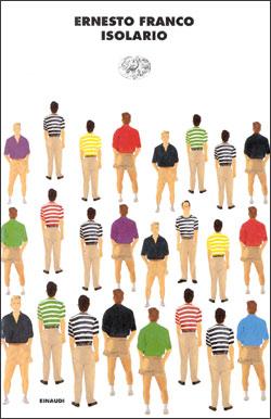Copertina del libro Isolario di Ernesto Franco