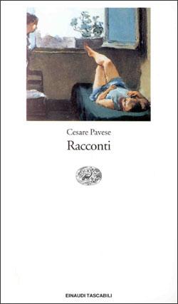 Copertina del libro Racconti di Cesare Pavese
