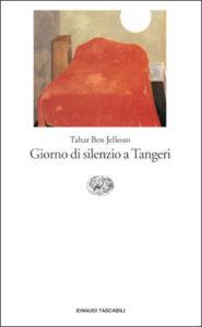 Copertina del libro Giorno di silenzio a Tangeri di Tahar Ben Jelloun