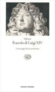 Copertina del libro Il secolo di Luigi XIV di Voltaire
