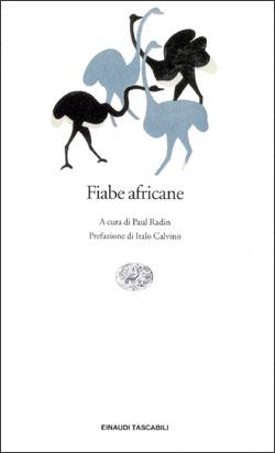 Copertina del libro Fiabe africane di VV.