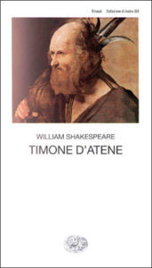 Copertina del libro Timone d'Atene di William Shakespeare