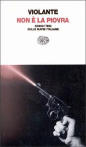 Copertina del libro Non è la piovra di Luciano Violante