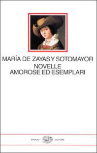 Copertina del libro Novelle amorose ed esemplari di María de Zayas y Sotomayor