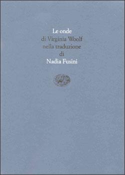 Copertina del libro Le onde di Virginia Woolf