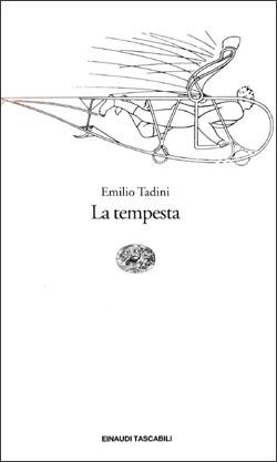 Copertina del libro La tempesta di Emilio Tadini