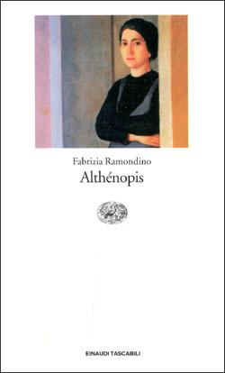 Copertina del libro Althénopis di Fabrizia Ramondino