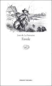 Copertina del libro Favole di Jean de La Fontaine