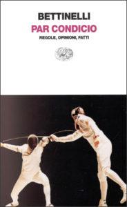 Copertina del libro Par condicio di Ernesto Bettinelli