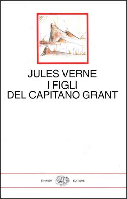 Copertina del libro I figli del Capitano Grant di Jules Verne