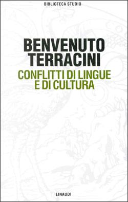 Copertina del libro Conflitti di lingue e di cultura di Benvenuto Terracini