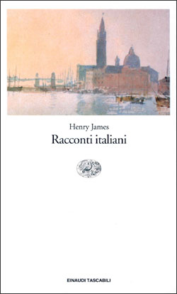 Copertina del libro Racconti italiani di Henry James