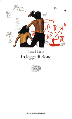 Copertina del libro La legge di Bone di Russell Banks