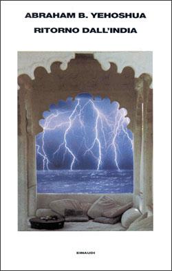 Copertina del libro Ritorno dall'India di Abraham B. Yehoshua