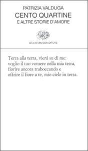 Copertina del libro Cento quartine di Patrizia Valduga