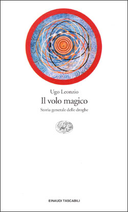 Copertina del libro Il volo magico di Ugo Leonzio