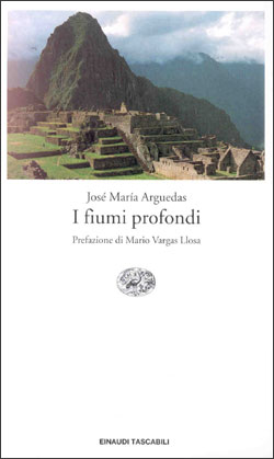 Copertina del libro I fiumi profondi di José María Arguedas