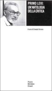 Copertina del libro Primo Levi: un'antologia della critica di VV.