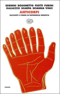 Copertina del libro Anticorpi