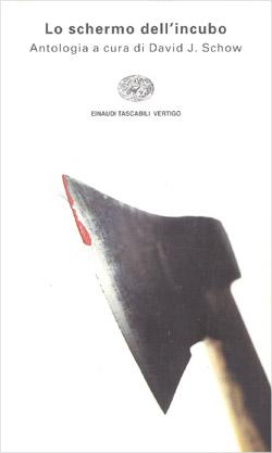 Copertina del libro Lo schermo dell'incubo