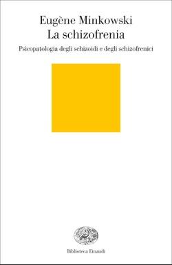 Copertina del libro La schizofrenia di Eugène Minkowski