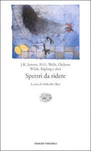 Copertina del libro Spettri da ridere