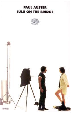 Copertina del libro Lulu on the Bridge di Paul Auster