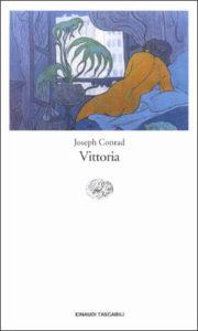 Copertina del libro Vittoria di Joseph Conrad