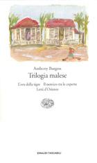 Copertina del libro Trilogia malese di Anthony Burgess