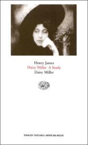 Copertina del libro Daisy Miller. A study. Daisy Miller di Henry James
