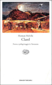 Copertina del libro Clarel di Herman Melville