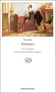 Copertina del libro Armance di Stendhal