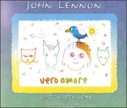 Copertina del libro Vero amore di John Lennon