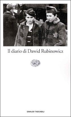 Copertina del libro Il diario di Dawid Rubinowicz di Dawid Rubinowicz