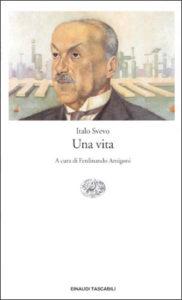 Copertina del libro Una vita di Italo Svevo