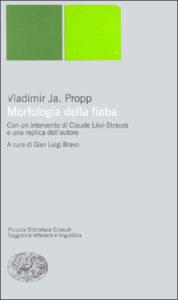 Copertina del libro Morfologia della fiaba di Vladimir J. Propp