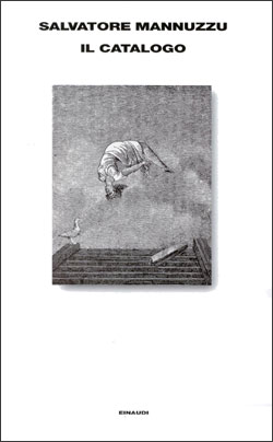 Copertina del libro Il catalogo di Salvatore Mannuzzu