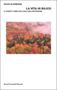 Copertina del libro La vita in bilico di Niles Eldredge