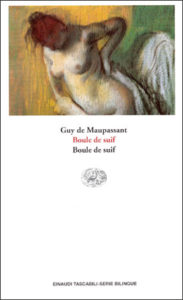 Copertina del libro Boule de suif. Boule de suif di Guy de Maupassant