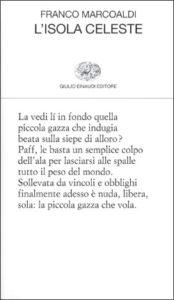 Copertina del libro L'isola celeste di Franco Marcoaldi