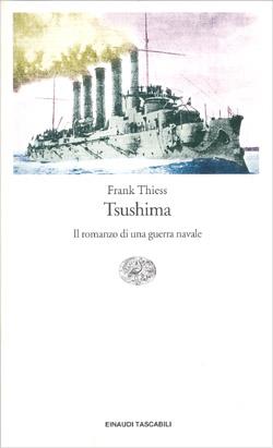 Copertina del libro Tsushima di Frank Thiess