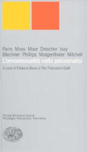 Copertina del libro L'omosessualità nella psicoanalisi di VV.